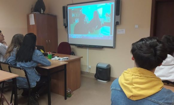 OVERVIEW OF THE TESTING PHASE – Workshop at Zespol school, Poland: Cyberbullying in Media